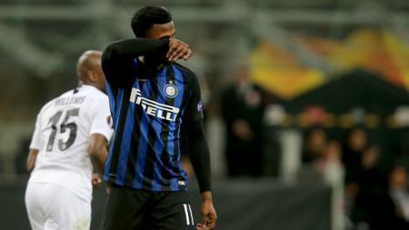 Kekalahan Inter Milan dari Eintracht Frankfurt - INDOSPORT
