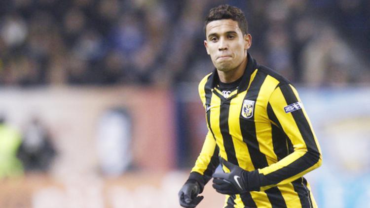 Jonathan Reis (Vitesse). Copyright: Indosport.com