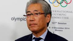 Indosport - Presiden Komite Olimpiade Jepang