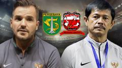 Indosport - Simon McMenemy dan Indra Sjafri