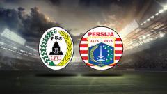Indosport - PSS Sleman vs Persija Jakarta