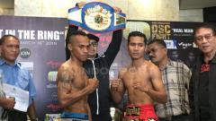 Indosport - Octovianus Moensaku dan Roy Tua Manihuruk