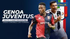 Indosport - Prediksi Genoa vs Juventus