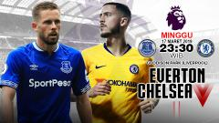 Indosport - Prediksi pertandingan Everton vs Chelsea