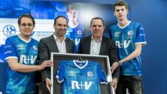 Indosport - Tim eSporst Schalke 04