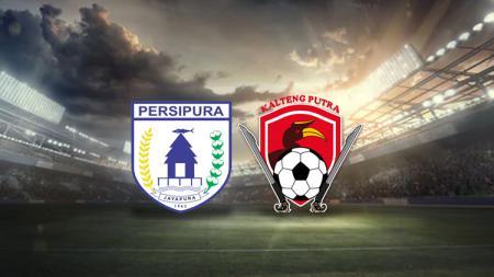 Persipura Jayapura vs Kalteng Putra - INDOSPORT