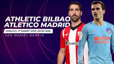 Prediksi Athletic Bilbao VS Atletico Madrid - INDOSPORT