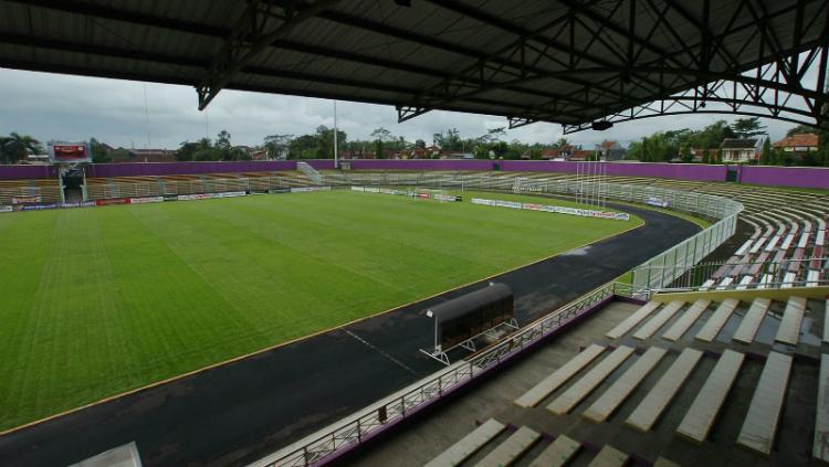 Stadion Galuh, markas klub sepak bola asal Ciamis, PSGC di Liga 3 2018. Copyright: Internet