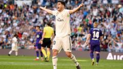 Indosport - Real Madrid baru saja menjadi kampiun LaLiga Spanyol setelah Marco Asensio membawa mereka unggul atas Leganes dalam suatu turnamen FIFA 20.