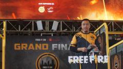 Indosport - Imam Nahrawi dalam acara Final Free Fire Indonesia Masters 2019