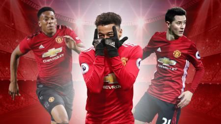 3 Aktor yang bepengaruh buruk dalam kekalahan memalukan Manchester United. - INDOSPORT