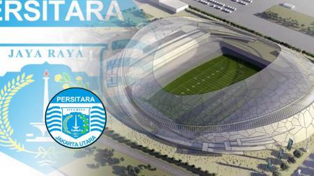 Stadion BMW dan Persitara. - INDOSPORT