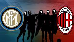 Indosport - 5 Pemain yang Pernah Bermain untuk Milan dan Inter Salah satunya Ronaldo dan Ibrahimovic.