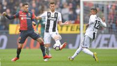 Indosport - Pertandingan Juventus vs Genoa pada hari Minggu(3/17/2019).