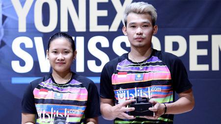 Rinov Rivaldy/Pitha H. Mentari harus takluk di 16 besar Thailand Open 2019 - INDOSPORT