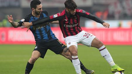 Setelah dikabarkan diburu Lyon, gelandang AC Milan yakni Lucas Paqueta kini memiliki peminat baru dalam diri duo LaLiga Spanyol, Real Betis dan Valencia. - INDOSPORT