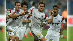 Indosport - Guilherme Felipe de Castro diisukan ke PSS Sleman.
