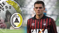 Indosport - Guilherme Felipe de Castro diisukan ke PSS Sleman musim ini.