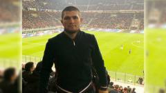 Indosport - Khabib Nurmagomedov petarung MMA.