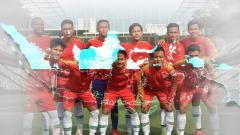 Indosport - Mengulik daerah asal pemain Timnas Indonesia U-23, mana yang paling banyak?