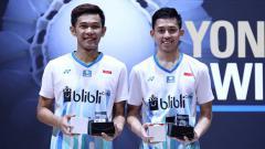 Indosport - Kabar gembira untuk para pecinta bulutangkis Indonesia, kompetisi Swiss Open 2021 akan disiarkan langsung oleh televisi nasional yaitu TVRI.