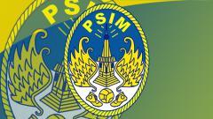 Indosport - Logo klub sepak bola PSIM Magelang.
