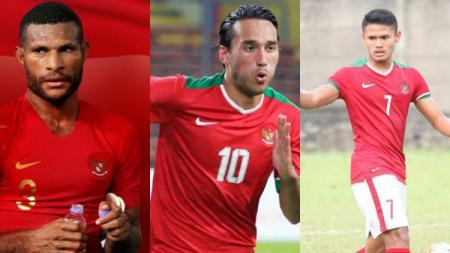 Tiga Striker Timnas Indonesia di Kualifikasi Piala Asia U-23 2020 - INDOSPORT