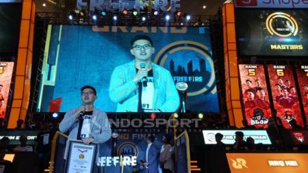 Christian Wihananto, Produser Free Fire Game Indonesia. - INDOSPORT