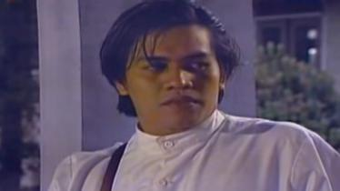 Gusti Randa sebagai Samsul bahri di sinetron Siti Nurbaya. - INDOSPORT