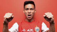 Indosport - Yogi Rahadian pemain baru Persija Jakarta pada musim ini.