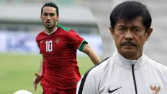 Indosport - Indra Sjafri dan Ezra Walian
