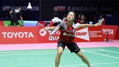 Indosport - Penampilan Fitriani di Tong Yun Kai Cup 2019