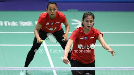 Berikut jadwal pertandingan wakil Indonesia di babak perempatfinal Indonesian Masters 2019, Jumat (04/10/19), di Gor Ken Arok, Malang, Jawa Timur. - INDOSPORT
