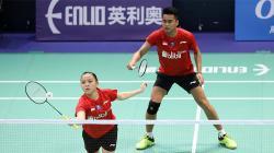 Penampilan Owi/Winny di Tong Yun Kai Cup 2019