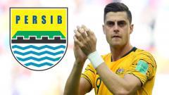 Indosport - Tomi Juric calon pemain persib bandung.