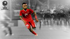Indosport - Gelandang Timnas Indonesia, Todd Rivaldo Ferre