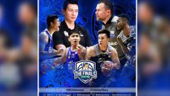 Indosport - Final IBL 2019 Stapac Jakarta vs Satria Muda Pertamina Jakarta.