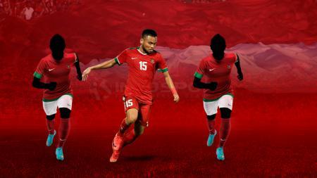 Tiga pemain kunci Timnas Indonesia U-23 di kualifikasi Piala Asia U-23, diantaranya Saddil Ramdani - INDOSPORT