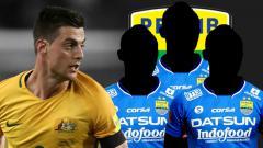 Indosport - Selain Tomi Juric, Ini 3 Pemain Australia yang Cocok Gabung Persib