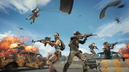 Perusahaan pengembang PUBG: Mobile, Tencent Games merilis update terbaru untuk game eSports ber-genre Battle Royale itu. - INDOSPORT