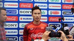 Indosport - Gelandang Timnas Vietnam U-23, Trieu Viet Hung.
