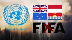 Indosport - 9 Timnas Negara yang Diakui PBB, tapi Bukan Anggota Resmi FIFA (Micronesia, Kiribati, Kep. Marshall, Monaco, Nauru, Palau, Tuvalu, Vatikan, Britania Raya)