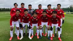 Indosport - Setelah berhasil menang melawan QPR U18 dan Blackburn Rovers U 18 , laju Tim Garuda Select ditahan  tim kategori 1 Inggris, Huddersfield U18 dengan skor 2-2.