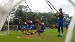 Indosport - Perseru Badak Lampung FC menggelar pemusatan latihan perdana di Lestarindo Sport Garden, Boyolali, Kamis (21/03/19).
