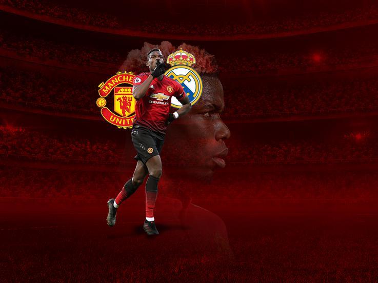 Tiga hal yang buat Man United harus pasrah ditinggal Paul Pogba ke Real Madrid. Copyright: INDOSPORT
