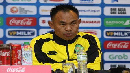 Pelatih Timnas Brunei U-23, Stephen Ng Heng Seng. - INDOSPORT