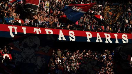 Penggemar Paris Saint-Germain. - INDOSPORT