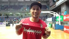 Indosport - Caesar Gunawan, aktor dan presenter penggiat basket Indonesia
