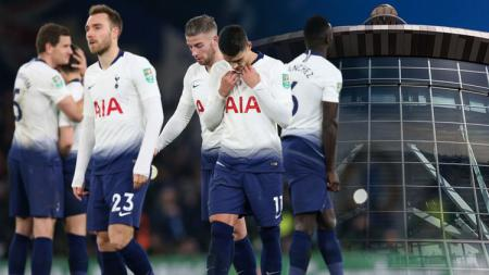 Tottenham Hotspur - INDOSPORT