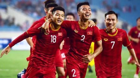 Tiga pemain Timnas Vietnam yang harus diwaspadai Indonesia. - INDOSPORT